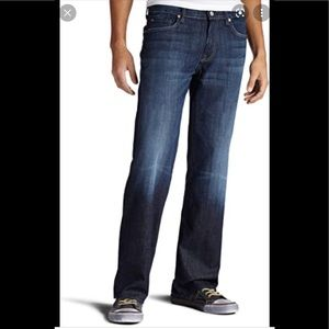 7 For All Mankind Austyn Relaxed Straight 30x 31.5